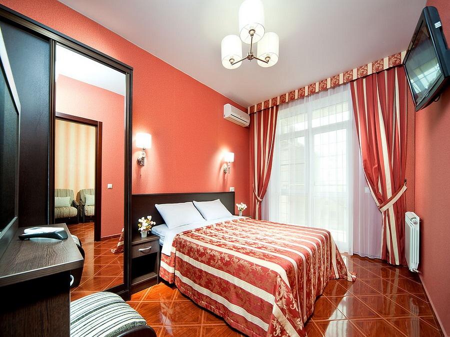 Отель «Константинополь» Краснодарский край Люкс 2-комнатный , фото 1