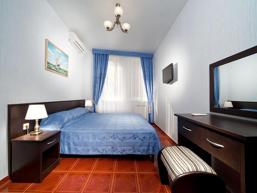Отель «Константинополь» Краснодарский край Семейный 2-комнатный, фото 1