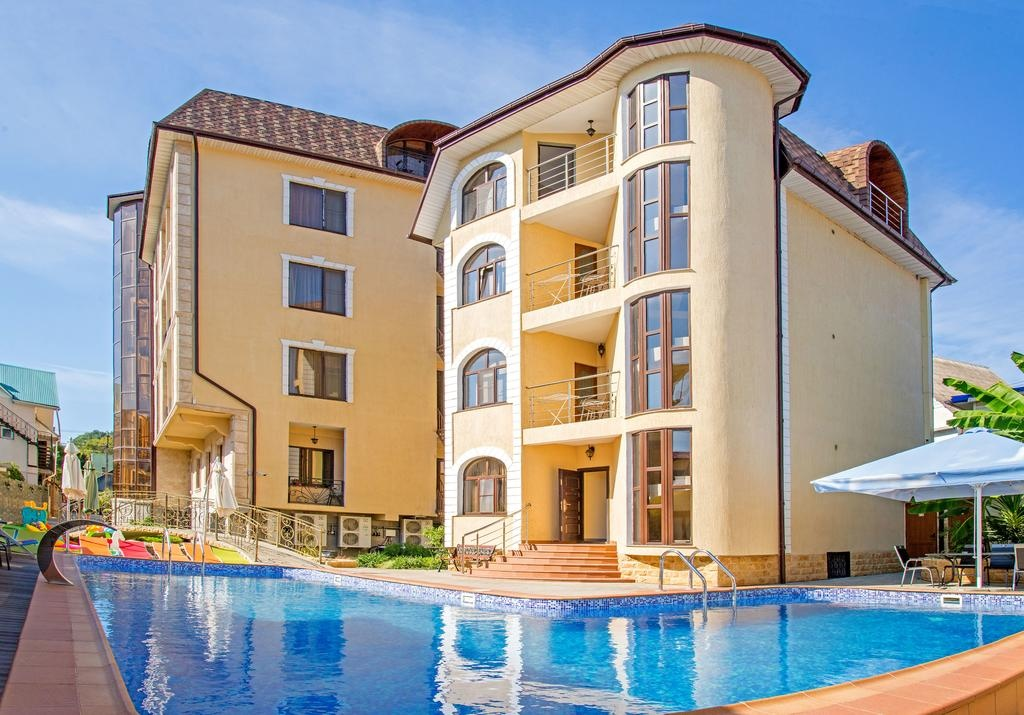 Гостиницы и отели Адлера  цены 2017 без посредников