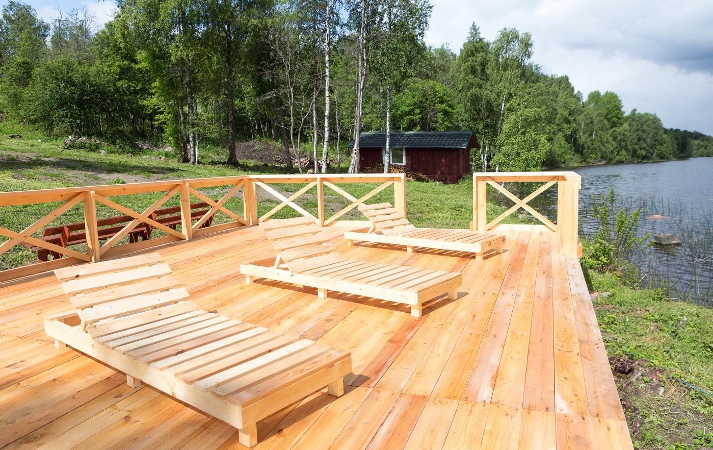 База отдыха «Марциальные ключи» Республика Карелия, фото 13