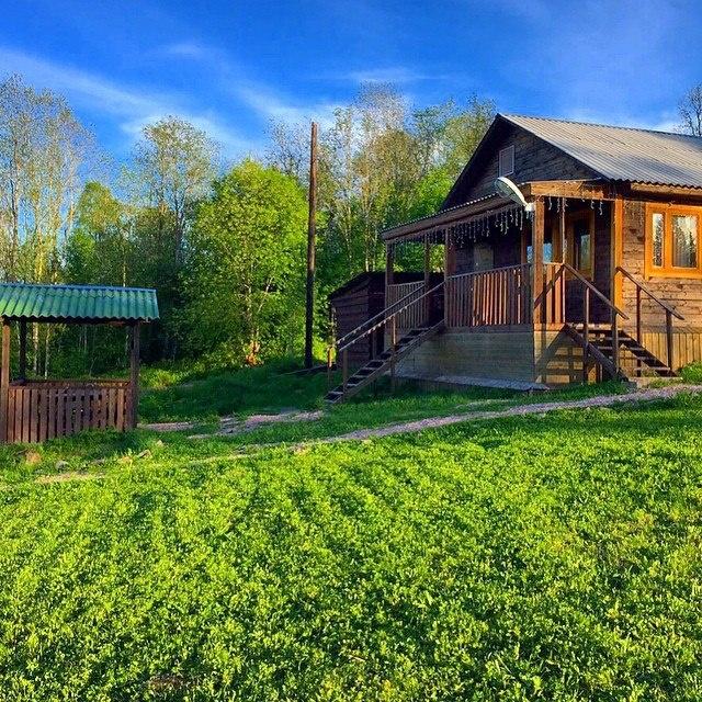 База отдыха «Марциальные ключи» Республика Карелия, фото 3