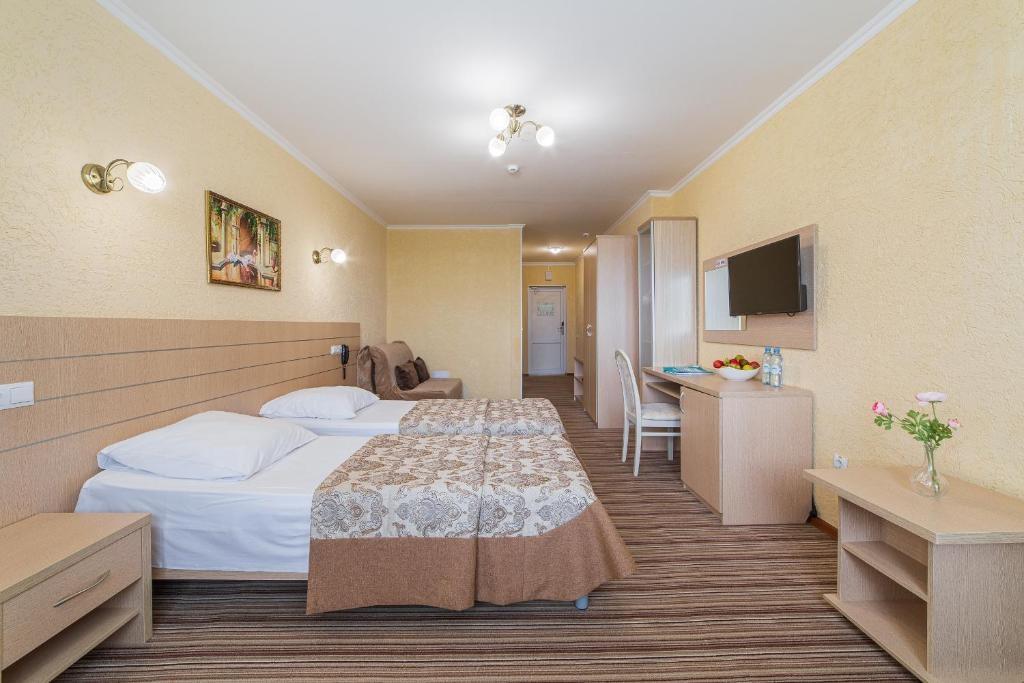 Парк-отель «Лазурный берег» Краснодарский край Джуниор, фото 1