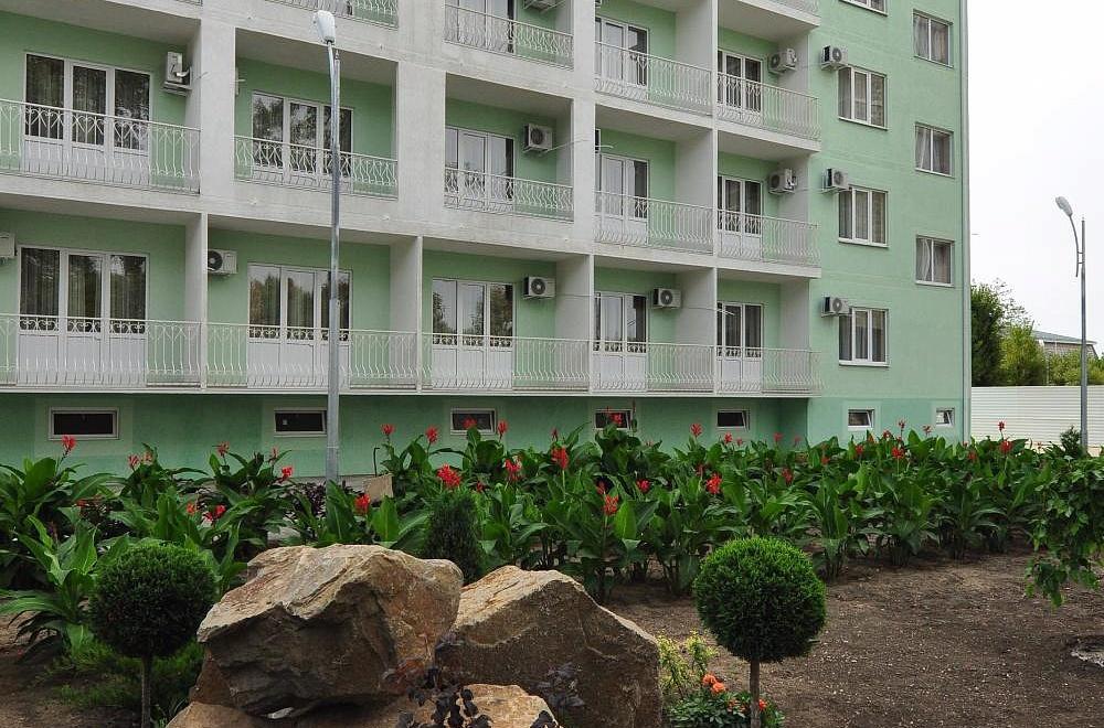 Парк-отель «Лазурный берег» Краснодарский край, фото 3