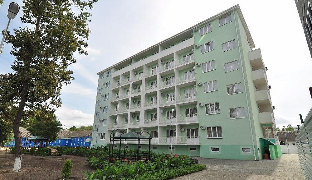 Парк-отель «Лазурный берег» Краснодарский край, фото 2