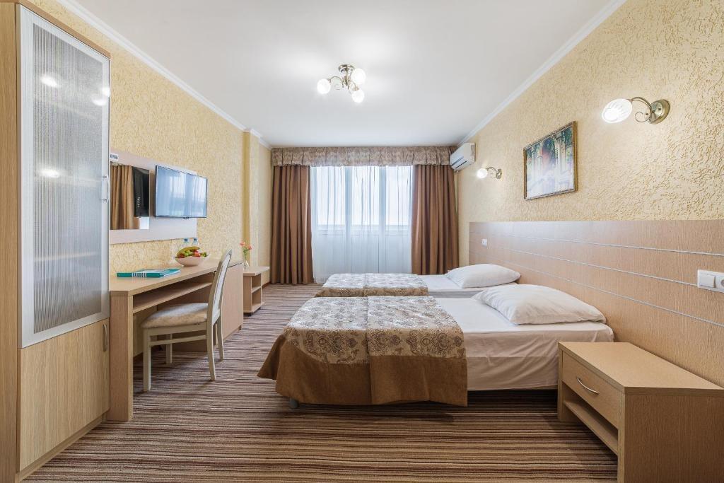 Парк-отель «Лазурный берег» Краснодарский край Джуниор, фото 4