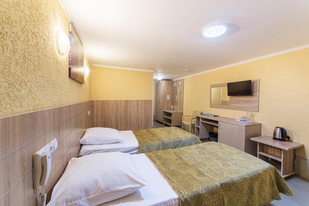 Парк-отель «Лазурный берег» Краснодарский край Стандарт 1 категории , фото 4