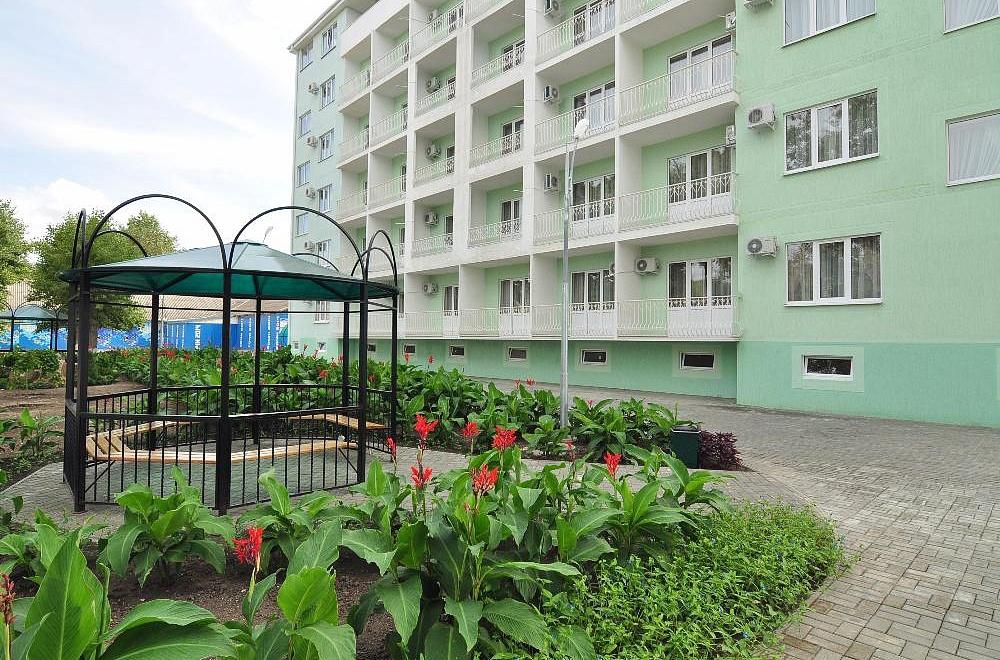 Парк-отель «Лазурный берег» Краснодарский край, фото 6
