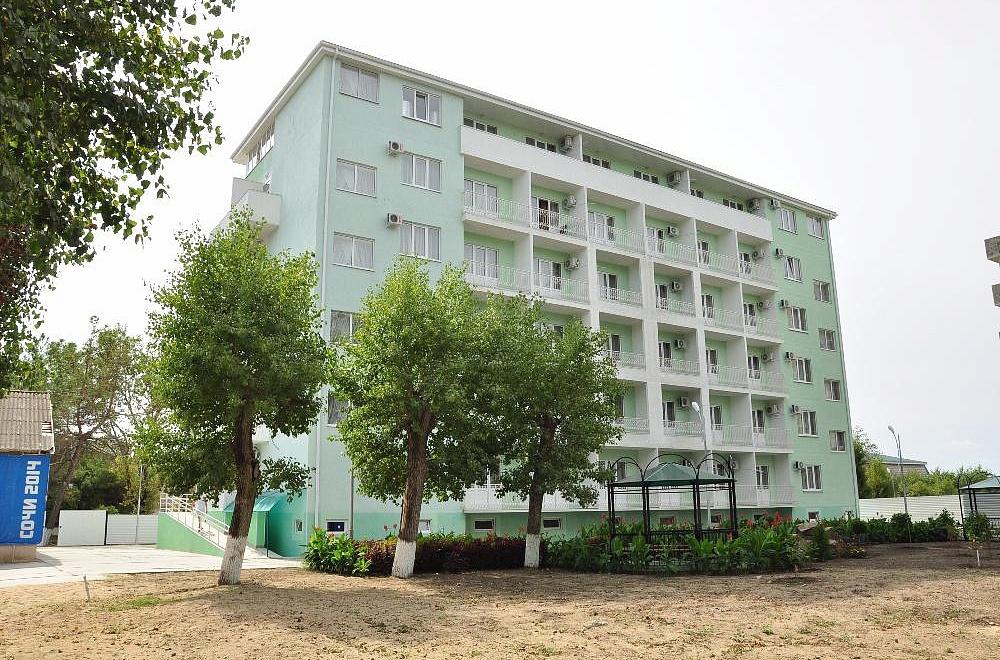 Парк-отель «Лазурный берег» Краснодарский край, фото 5