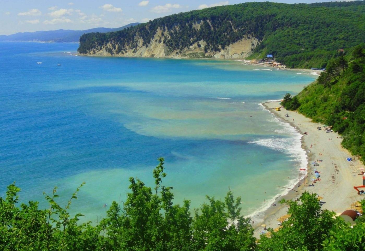 восхищена умением фото пляжей черного моря краснодарский край установлен