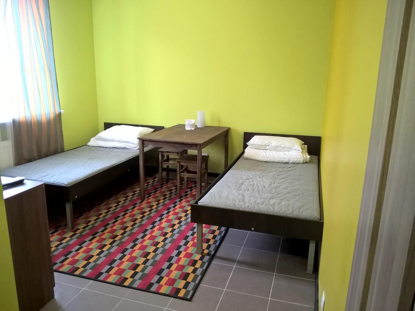 База отдыха «Marlin-KZN» Республика Татарстан 2-комнатный номер на втором этаже, фото 2