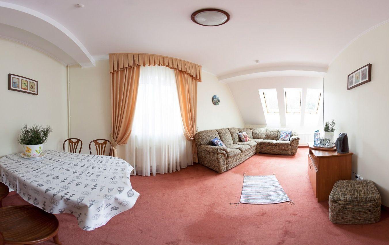 Отель «Альтримо» Калининградская область Номер «Семейный», фото 2