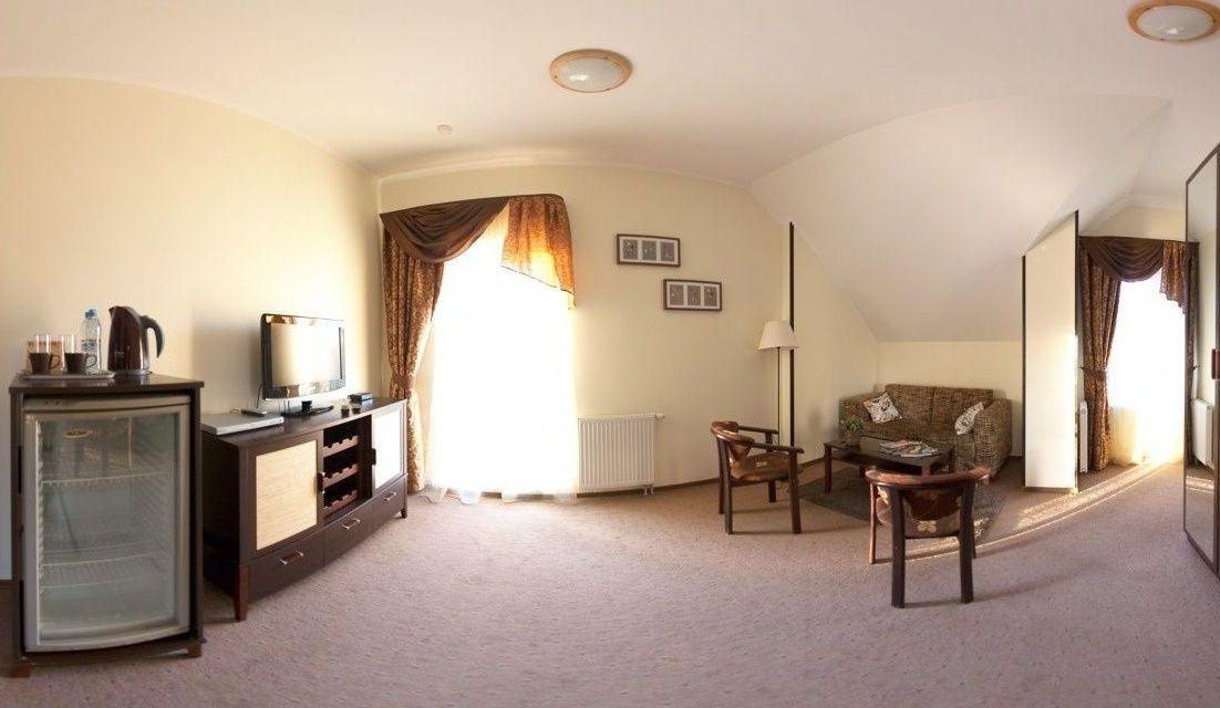 Отель «Альтримо» Калининградская область Номер «Семейный улучшенный», фото 2