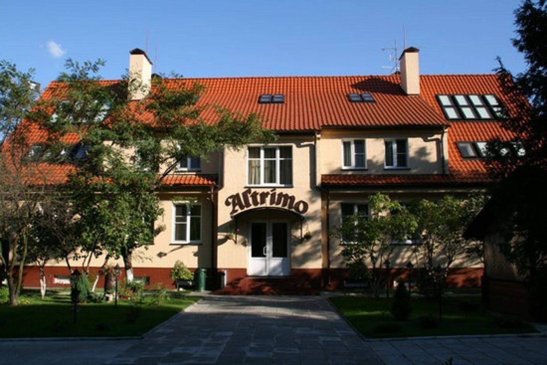 Отель «Альтримо» Калининградская область, фото 3