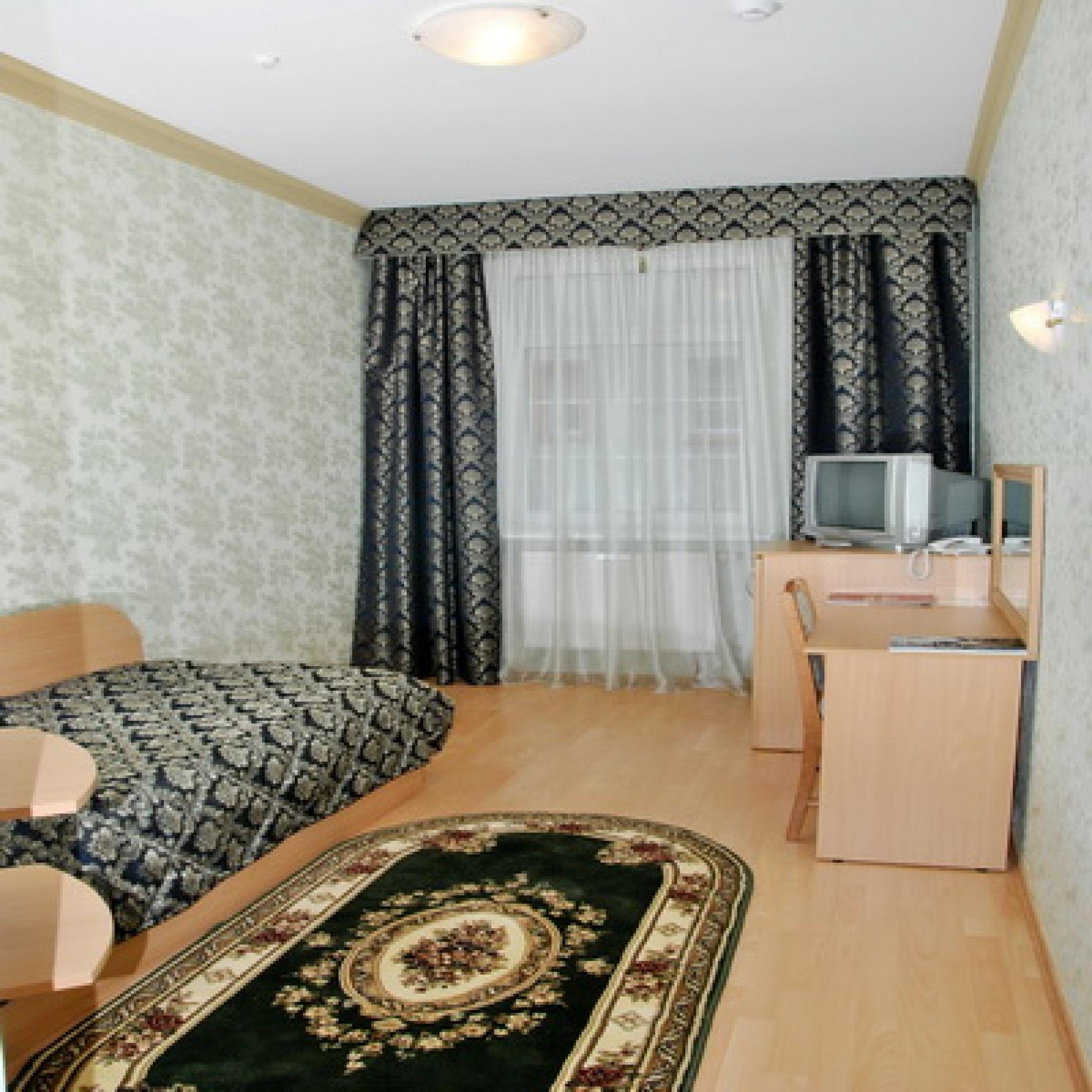 База отдыха «Самбия» Калининградская область «Стандартный одноместный в корпусе А», фото 1