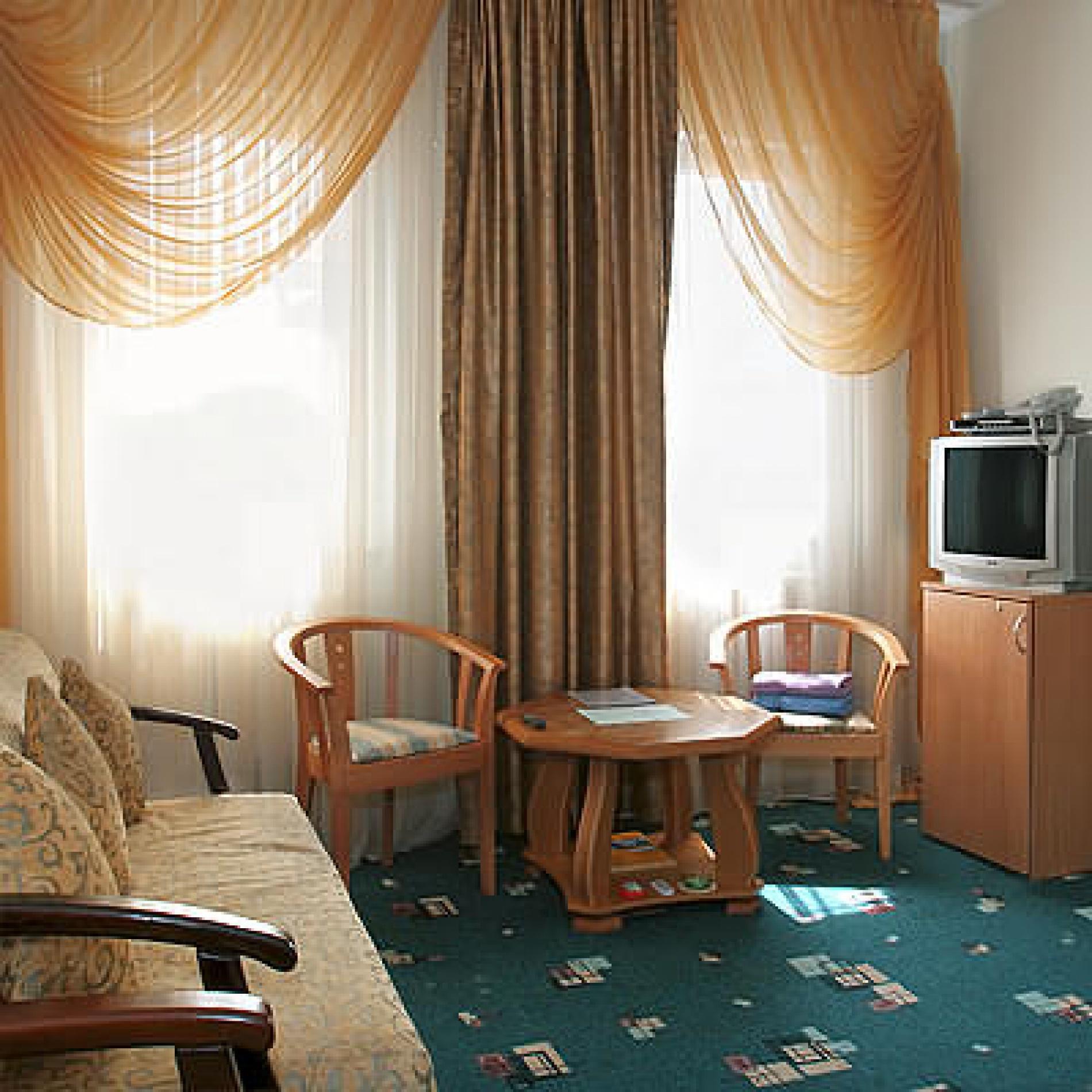 База отдыха «Самбия» Калининградская область «Семейный в корпусе С» , фото 2