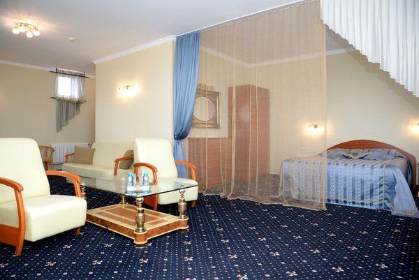 База отдыха «Самбия» Калининградская область «Junior Suite в корпусе С», фото 1