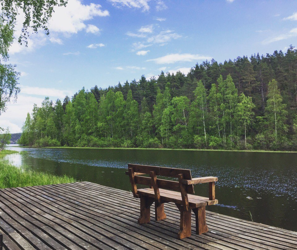 База отдыха «Хутор Салокюля» Республика Карелия, фото 8