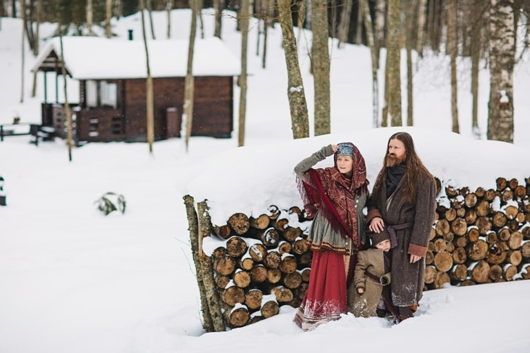 База отдыха «Хутор Салокюля» Республика Карелия, фото 39