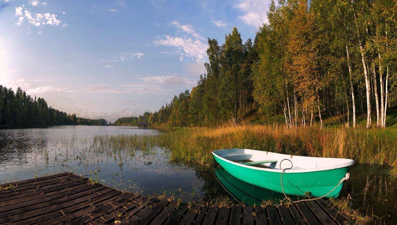 База отдыха «Хутор Салокюля» Республика Карелия, фото 10