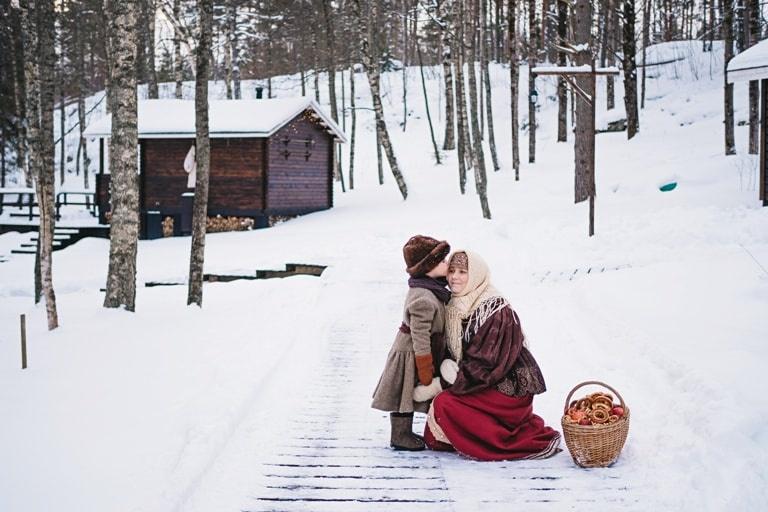 База отдыха «Хутор Салокюля» Республика Карелия, фото 38