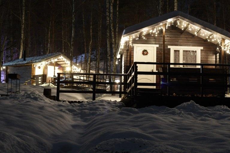 База отдыха «Хутор Салокюля» Республика Карелия, фото 37