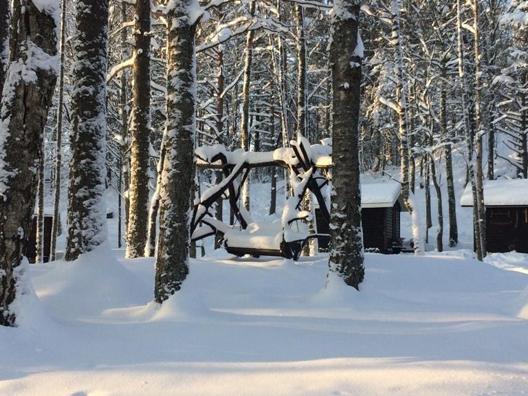 База отдыха «Хутор Салокюля» Республика Карелия, фото 54