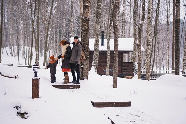 База отдыха «Хутор Салокюля» Республика Карелия, фото 56