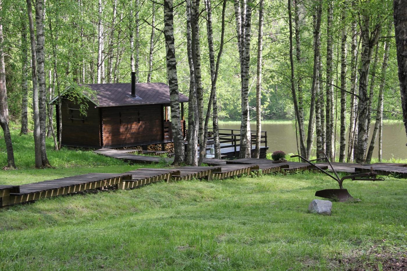 База отдыха «Хутор Салокюля» Республика Карелия, фото 4