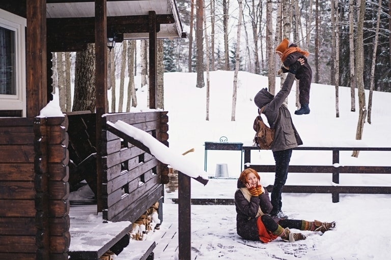 База отдыха «Хутор Салокюля» Республика Карелия, фото 58