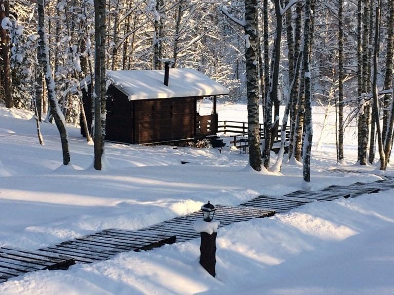 База отдыха «Хутор Салокюля» Республика Карелия, фото 36