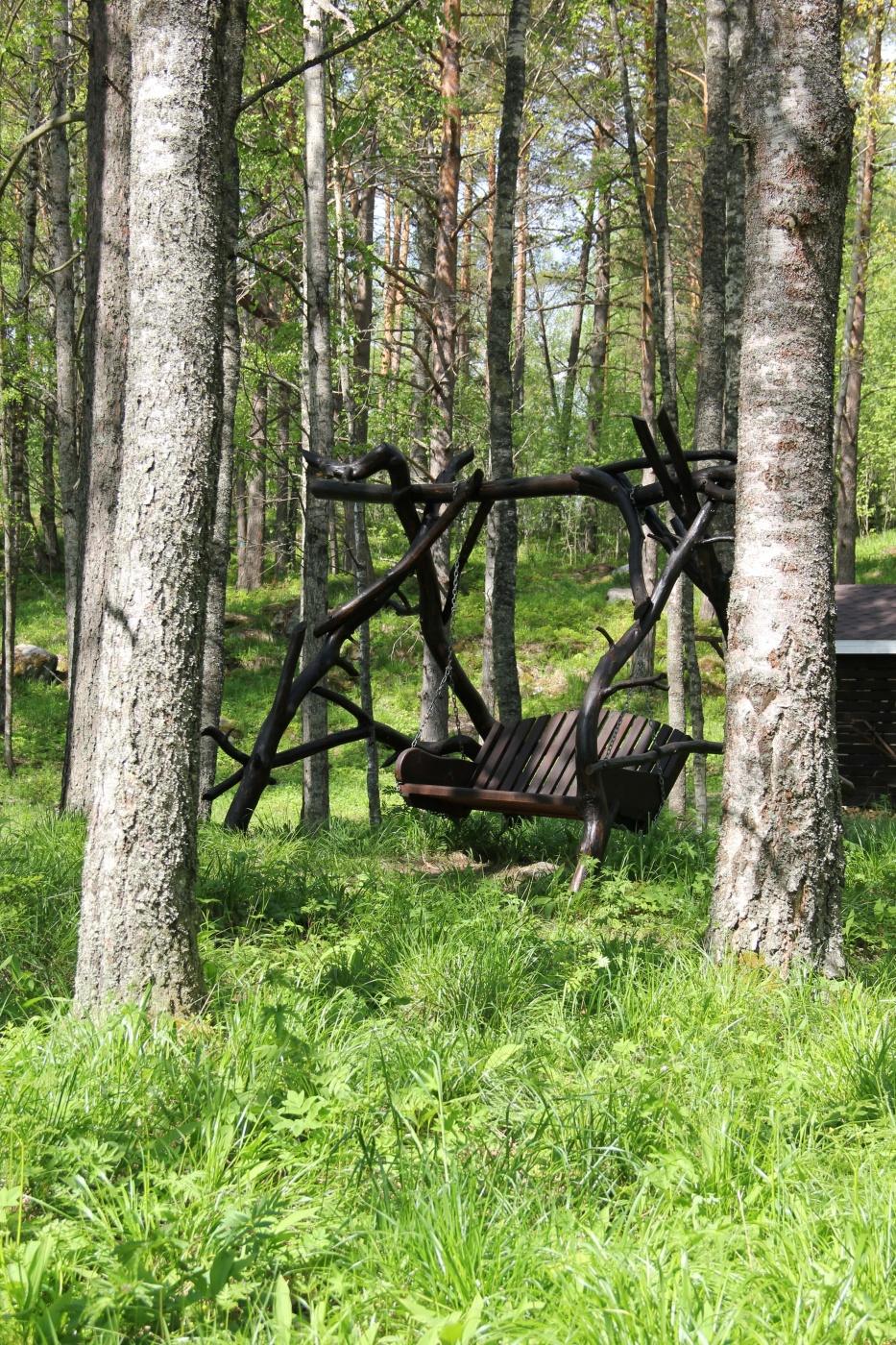 База отдыха «Хутор Салокюля» Республика Карелия, фото 31