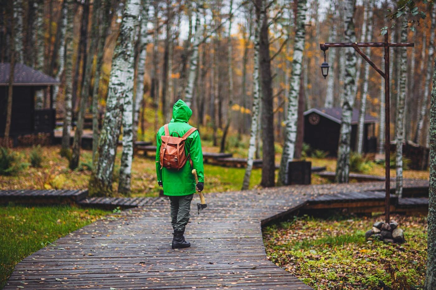 База отдыха «Хутор Салокюля» Республика Карелия, фото 22