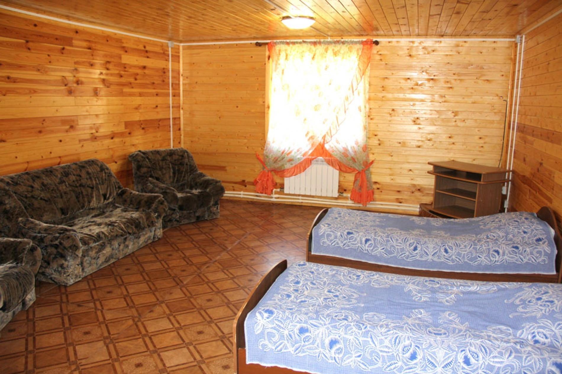 База отдыха «Ветлуга» Костромская область Гостевой дом, фото 2
