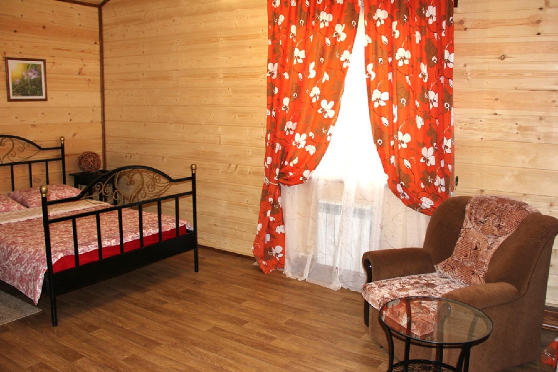 База отдыха «Ветлуга» Костромская область Коттедж «Комфорт», фото 2