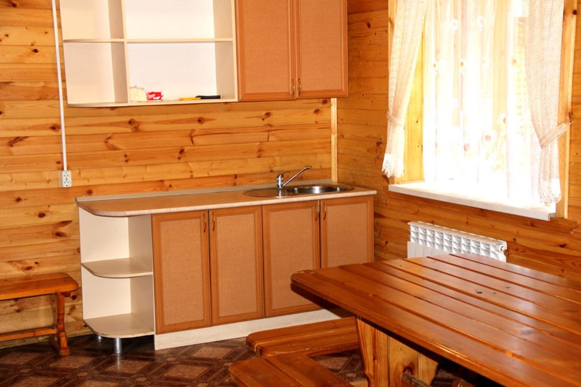 База отдыха «Ветлуга» Костромская область Гостевой дом, фото 3