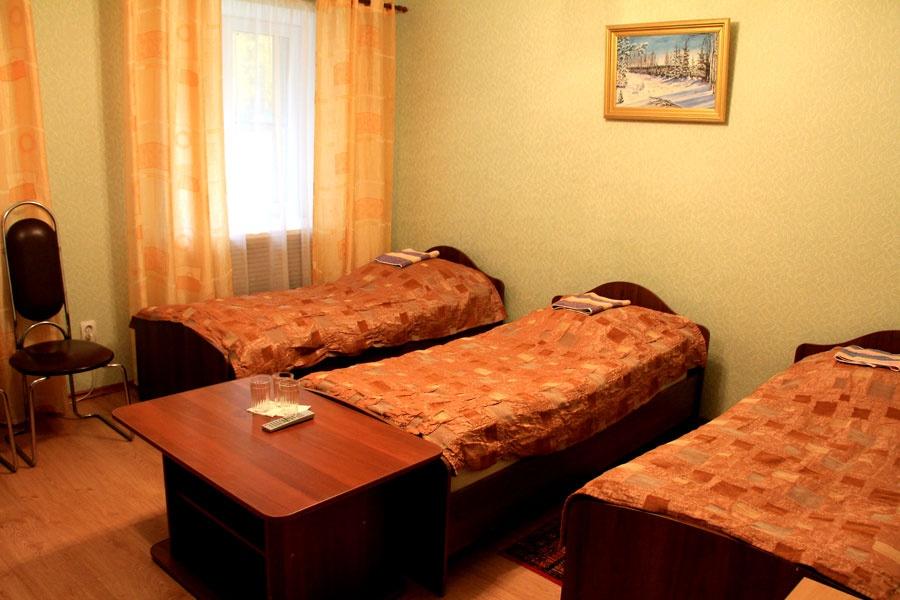 База отдыха «Ветлуга» Костромская область Номер «эконом», фото 1