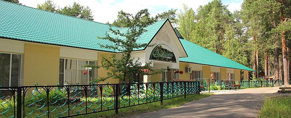 """База отдыха """"Ветлуга"""" Костромская область, фото 2"""