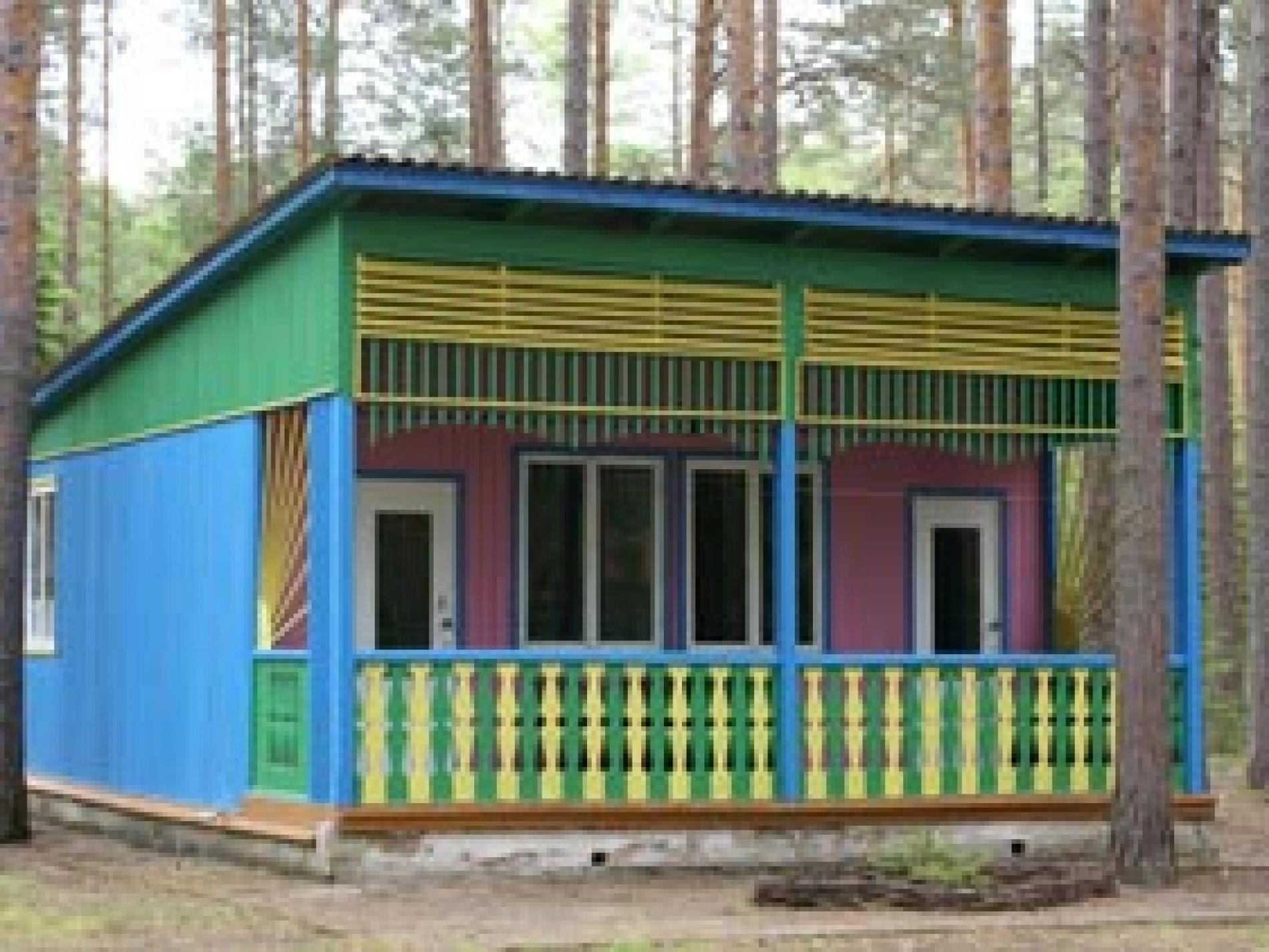 База отдыха «Ветлуга» Костромская область Домик «Ретро», фото 1