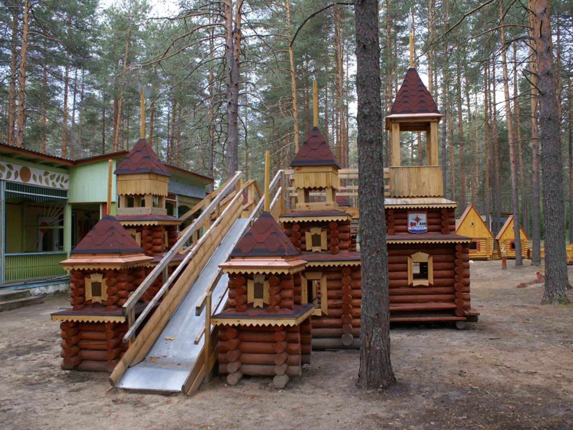 База отдыха «Ветлуга» Костромская область, фото 10