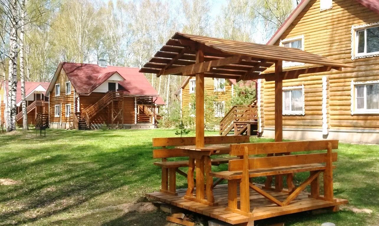 Парк-отель «Волжский прибой» Костромская область, фото 6