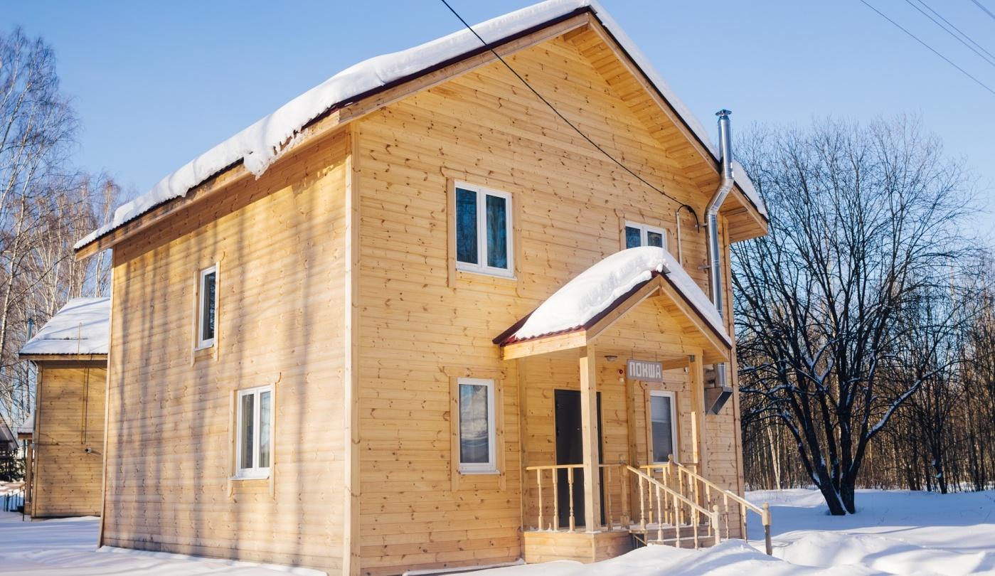 Парк-отель «Волжский прибой» Костромская область, фото 28