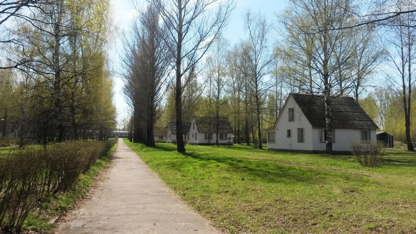 Парк-отель «Волжский прибой» Костромская область, фото 10
