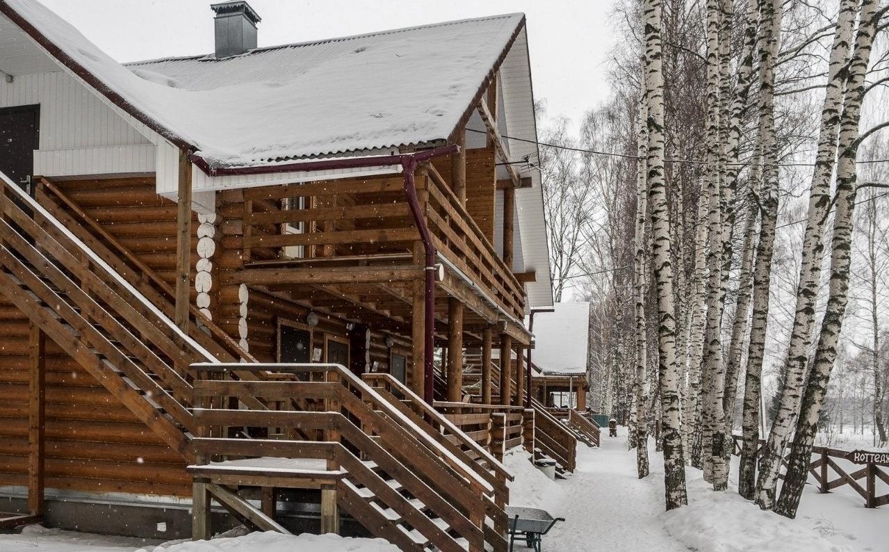 Парк-отель «Волжский прибой» Костромская область, фото 27