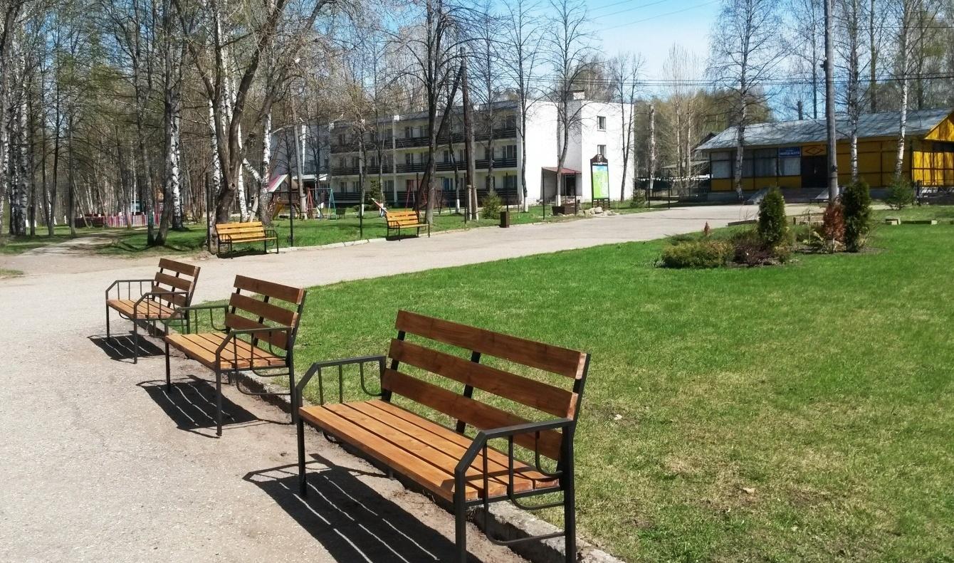 Парк-отель «Волжский прибой» Костромская область, фото 11