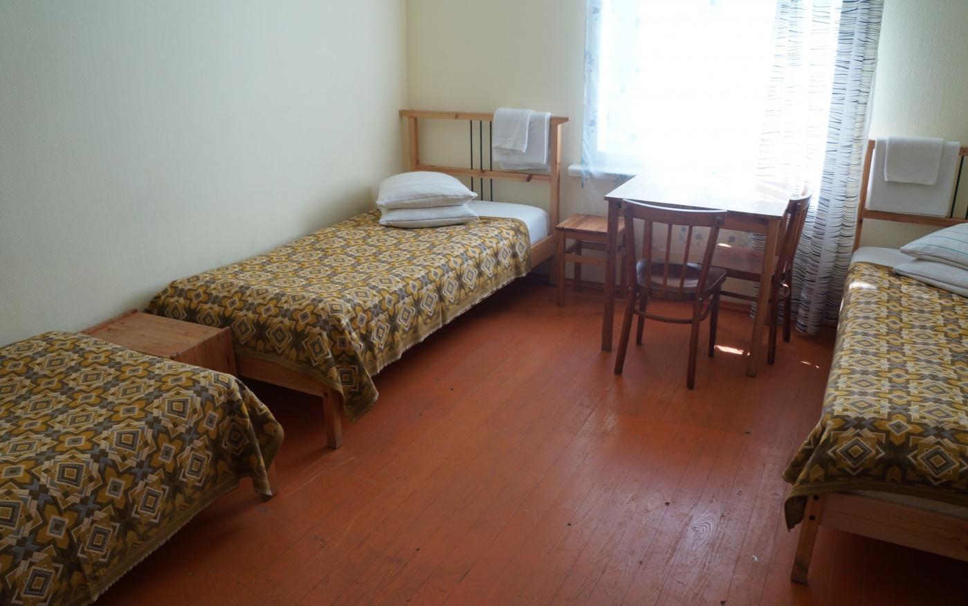 Парк-отель «Волжский прибой» Костромская область Летний домик 2-местный, фото 4