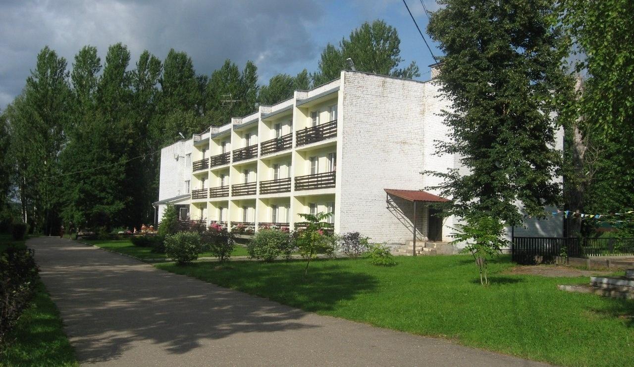 Парк-отель «Волжский прибой» Костромская область, фото 4