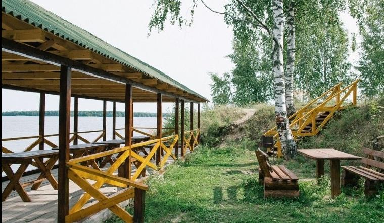 """База отдыха """"Белый Яр"""" Костромская область, фото 4"""