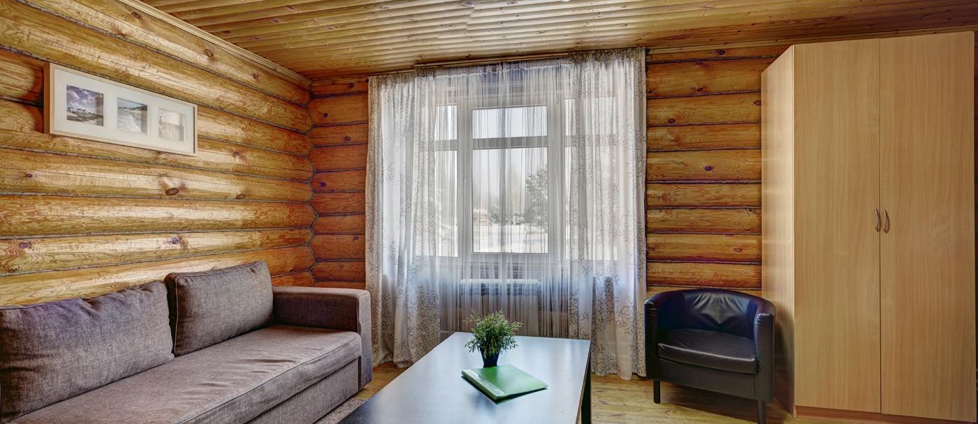 База отдыха «Белый Яр» Костромская область Дом №5, фото 5