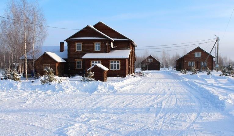 База отдыха «Белый Яр» Костромская область, фото 27