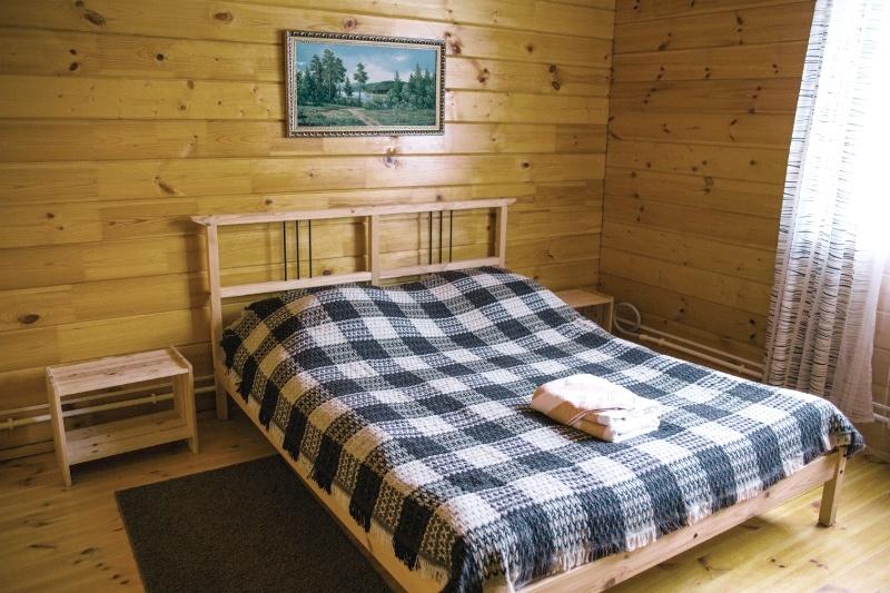 База отдыха «Белый Яр» Костромская область Номер №81, 84 в гостинице (Дом №8), фото 2
